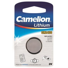 Camelion CR2430 lithium button cell battery