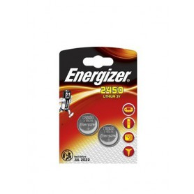 Energizer - Energizer CR2450 3V lithium button cell battery - Button cells - BS303-CB