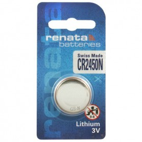 Renata - Renata CR2450N 3V Lithium button cell battery - Button cells - NK405-CB