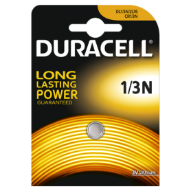Duracell - Duracell CR1/3 / 1/3N / 2L76 / DL1/3N / CR11108 / 2LR76 3V lithium battery - Button cells - BS305-CB