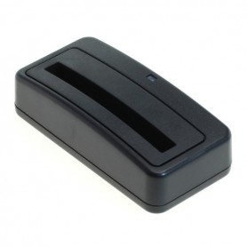 OTB - Akkuladestation 1801 compatible with the Samsung B800BC - Samsung photo-video chargers - ON6187