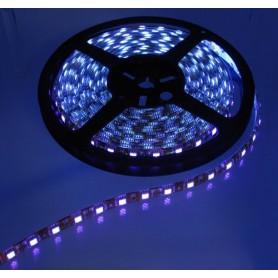 Oem - UV Ultraviolet 12V Led Strip 60LED IP65 SMD3528 - LED Strips - AL308-CB