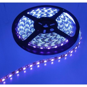 NedRo - UV Ultraviolet 12V Led Strip 60LED IP65 SMD3528 - LED Strips - AL308-CB