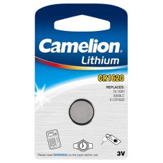 Camelion CR1620 lithium button cell battery