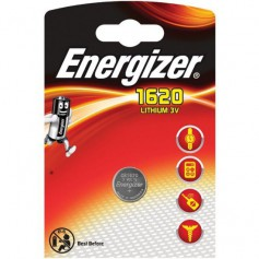 Energizer - Energizer CR1620 lithium button cell battery - Button cells - BS313-CB