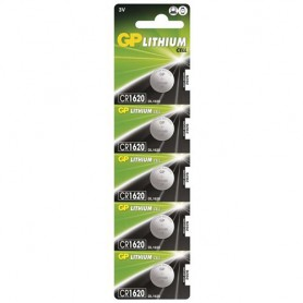 GP - GP CR1620 lithium button cell battery - Button cells - BS315-CB