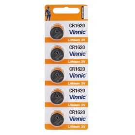 GP - Vinnic CR1620 lithium button cell battery - Button cells - BL319-CB