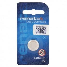 Renata, Renata CR1620 lithium button cell battery, Button cells, NK410-CB