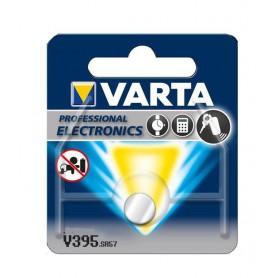 Varta, Varta Watch Battery 399-395/G7/SR927W 1.5V 52mAh, Button cells, BS317-CB