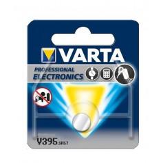 Varta Watch Battery 399-395/G7/SR927W 1.5V 52mAh