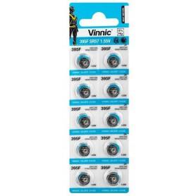 Vinnic - Vinnic 395 / 399 / SR927SW / SR57 / G7 1.55V Watch Battery - Button cells - BL320-CB
