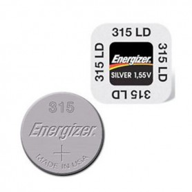 Energizer - Energizer 315 1.55V Button Cell Battery - Button cells - BS319-CB