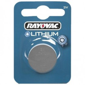 Rayovac - Rayovac CR2025 3v lithium button cell battery - Button cells - BL108-CB