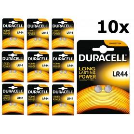 Duracell - Duracell G13 / LR44 / A76 button battery - Button cells - NK271-CB www.NedRo.us