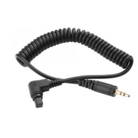 OTB - LS-2.5/C3 cable / Shutter Connection Cable Canon 1D, 5D, 7D, 10D, 20D, 30D, 40D, 50D - Photo-video cables and adapters ...