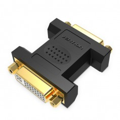 Vention - VENTION DVI (24 + 5) Male to DVI Female Adapter - DVI and DisplayPort adapters - V093