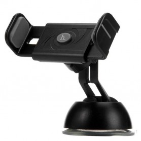 HOCO, HOCO Semi-Automatic Suction Pad Dashboard Mobile Holder, Car dashboard phone holder, H60378-CB
