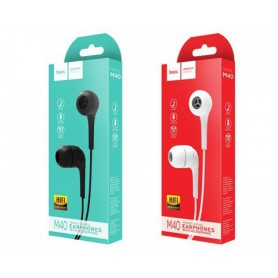 HOCO, HOCO M40 Prosody Universal Earphones With Microphone, Headsets and accessories, H100050-CB