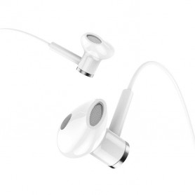 HOCO, Wired earphones 3.5mm M47 Canorous with microfon, Headsets and accessories, H100056-CB