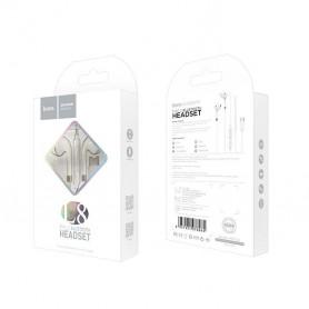 HOCO - Hoco Earphones L8 Type-C Bluetooth Headphones With Microphone - Headsets and accessories - H61133 www.NedRo.us