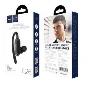 HOCO, E26 Peaceful sound Wireless headset earphone with microphone, Headsets and accessories, H100150