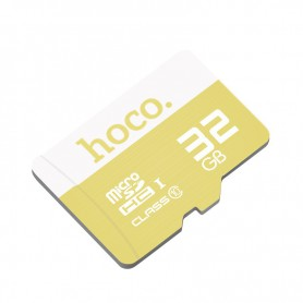 HOCO - TF high speed memory card micro-SD 32GB - SD and USB Memory - H100039
