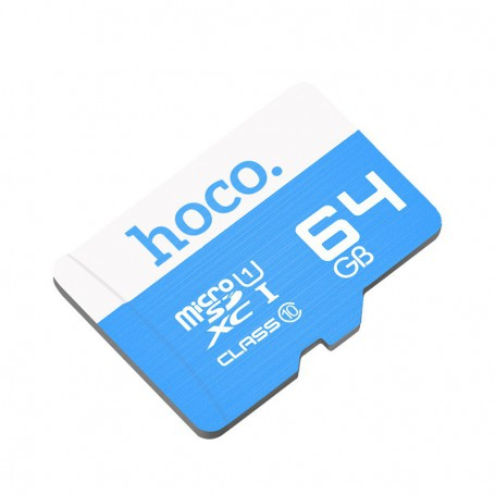HOCO - TF high speed memory card micro-SD 64GB - SD and USB Memory - H0002 www.NedRo.us