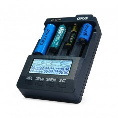 Opus - Opus BT-C3100 (version 2.2) Intelligent Li-ion / NiCd / NiMH battery charger - Battery chargers - BTC3100