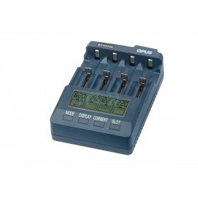 Opus, Opus BT-C3100 (version 2.2) Intelligent Li-ion / NiCd / NiMH battery charger, Battery chargers, BTC3100