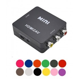 Oem - HDMI to AV converter - HDMI adapters - AL1075-CB