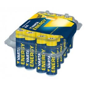 Varta - 24-Pack - AA R6 Varta Longlife Alkaline battery - Size AA - BS320-CB
