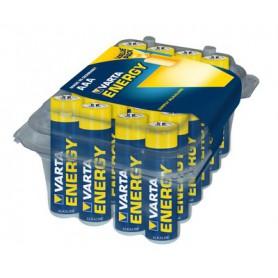 Varta - 24-Pack - AAA R3 Varta Longlife alkaline battery - Size AAA - BS321-CB www.NedRo.us