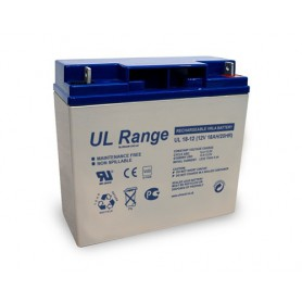 Ultracell - Ultracell VRLA / Lead Battery UL 12v 18000mAh - Battery Lead-acid  - BS324