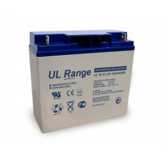 Ultracell VRLA / Lead Battery UL 12v 18000mAh