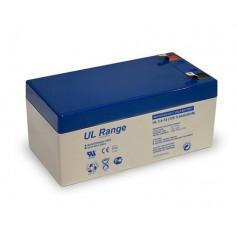 Ultracell - Ultracell VRLA / Lead Battery 3400mAh (UL3.4-12) - Battery Lead-acid  - BS327