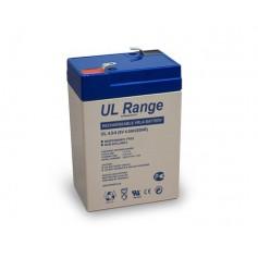 Ultracell VRLA / Lead Battery 4500mAh (UL4.5-6)