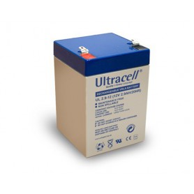 Ultracell, Ultracell VRLA / Lead Battery 2900mAh 12V (UL2.9-12), Battery Lead-acid , BS333