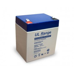 Ultracell VRLA / Lead Battery 5000mAh 12V (UL5.0-12)