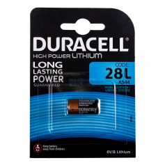 Duracell - Duracell 28L 6V Lithium battery - Other formats - NK421-CB