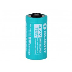 Olight RCR123A special for S1RII 550mAh 3.7V Rechargeable battery