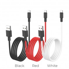 HOCO - HOCO X29 Carbon Cable USB to Micro-USB - USB to Micro USB cables - H100161-CB