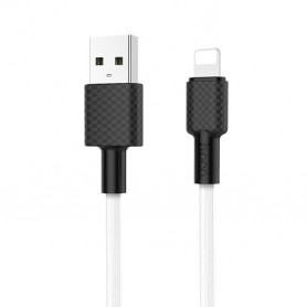 HOCO - HOCO USB Cable - Carbon X29 IPHONE Lightning - iPhone data cables  - H100157-CB www.NedRo.us