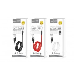 HOCO - HOCO USB Cable - Carbon X29 IPHONE Lightning - iPhone data cables  - H100157-CB