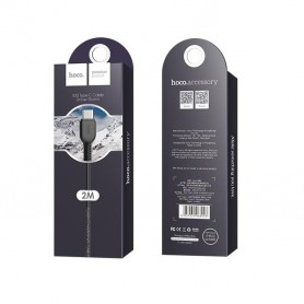 HOCO, HOCO Flash X20 USB Cable to USB Typ-C, USB to USB C cables, H70325-CB, EtronixCenter.com