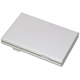 NedRo, TF and SD Memory Cards Aluminium Storage Case, SD and USB Memory, AL643-CB
