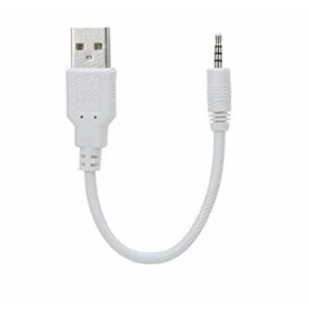 NedRo - 2.5mm Audio Jack 4 Pole to USB Cable - USB to Audio cables - AL500