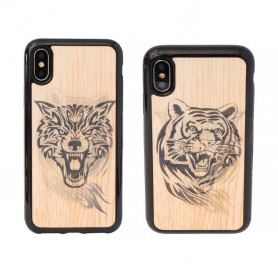 Oem - 3D TPU Case for Apple iPhone X / XS - iPhone phone cases - H60912