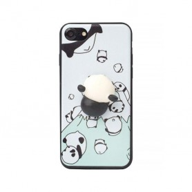 Oem - 3D TPU Case for Apple iPhone X / XS - iPhone phone cases - H60339