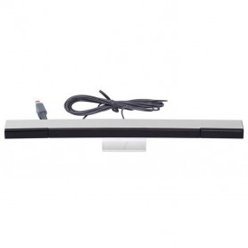 NedRo - Wired Remote Motion Sensor Bar for Nintendo Wii / Wii U - Nintendo Wii - AL1078