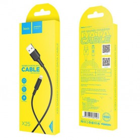 HOCO - Hoco Soarer X25 Lightning to USB 2.0 Data Cable for Apple iPhone - iPhone data cables  - H100151-CB www.NedRo.us